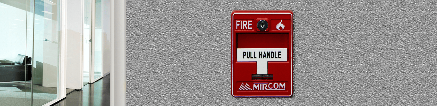 Choose from the best selection of commercial fire systems when you choose Custom Security.