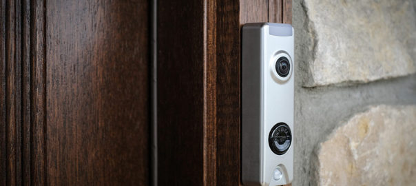 If you need a doorbell camera, we're the company for you.